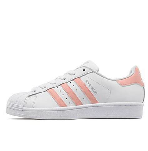 shoes adidas pink white sneakers black adidas shoes colour superstar stripe