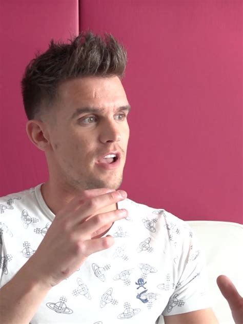 gary beadle hairstyle exclusive video gaz beadle and the geordie shore cast