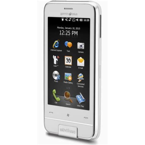 garmin asus announces nuvifone a50 android phone, m10 wm