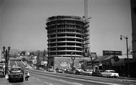 Building Records Capitol Records Building Interior Images