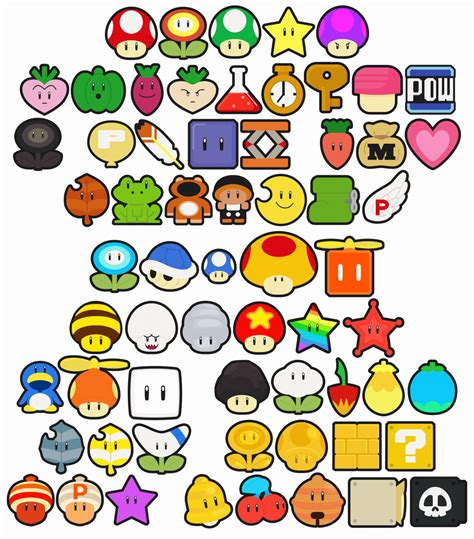 Top 7 Powerups by Updated The Mario Power Ups There Are Still A Few