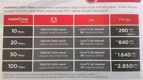 Wifi Indihome Per Bulan Surabaya cara upgrade paket speedy biasa ke indihome operatorkita
