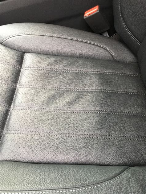 mb tex upholstery new gle mb tex interior seats quot loose quot upholstery page 2