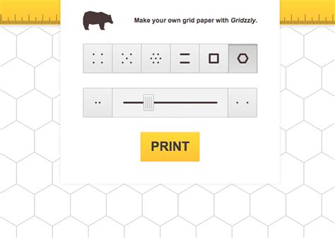 Make My Paper - design ollin make your own grid paper