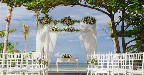wedding venue bali fairmont bali wedding venue bali shuka wedding