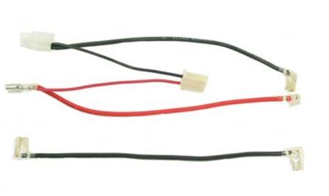 razor   battery wire harness