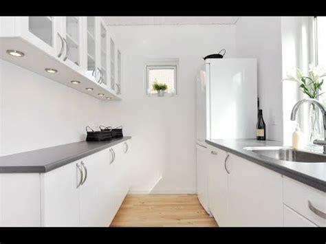 cocinas  espacios pequenos ideas  decorar una cocina pequena youtube