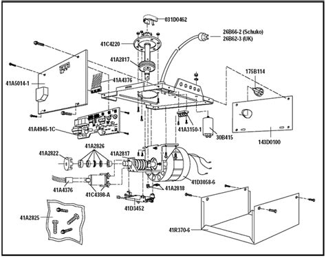 Garage Door Parts Diagram by Beautiful Parts Of Garage Door 5 Garage Door Opener Parts