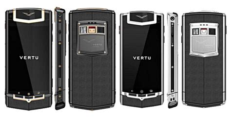 vertu phone cost vertu ti android luxury phone to cost about 10 500 7 900