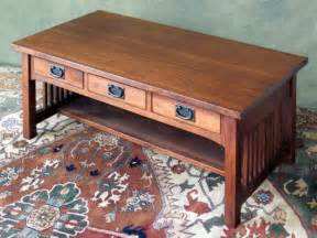Mission Style Coffee Table With Drawers Woodcraft Atlanta Mission Style Coffee Table With Drawers