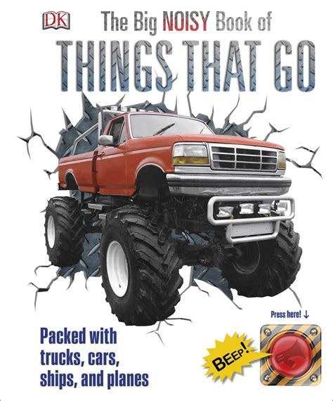 big book of cars dk 9780789447388 amazon com books the big book of things that go dk uk