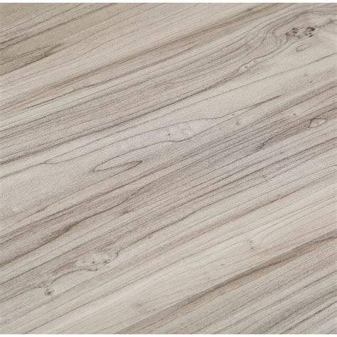 trafficmaster allure 6 in x 36 in dove maple luxury vinyl plank flooring 24 sq ft case