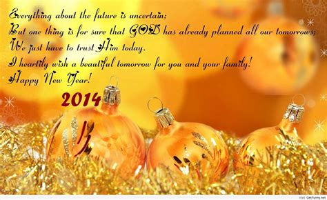 Happy New Year Meme 2014 - new year new beginnings walking with god in a new normal