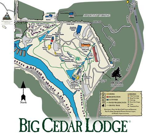 big cedar lodge map 301 moved permanently