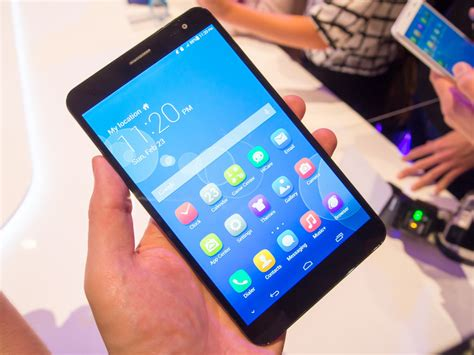 Spesifikasi Tablet Huawei Mediapad X1 huawei mediapad x1 7 inch phone on android central
