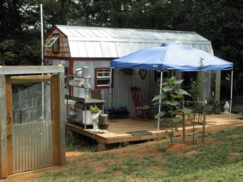 Living In A Shed Legally by Meet The Tiny House Family Who Built An Amazing Mini Home