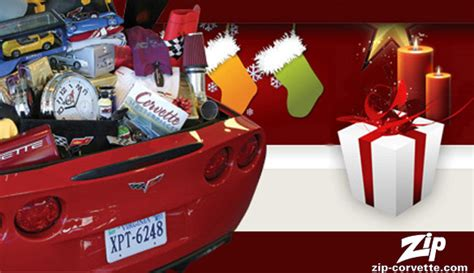christmas and corvettes something for everyone at zip