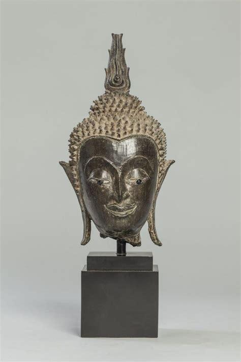 Buddha L by T 234 Te De Buddha 224 L Expression Sereine Coiff 233 E De Fines Boucl