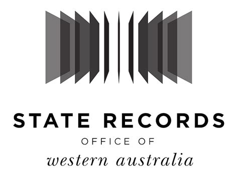 Western Australian Records State Records Office Of Western Australia Organisations Data Wa Gov Au