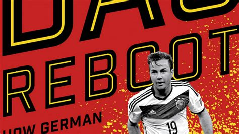 das reboot how german 0224100149 das reboot is essential reading for every american soccer fan the 91st minute soccer blog