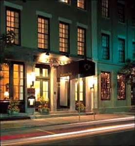 Planters Inn Restaurant by The Planters Inn Charleston Sc The Cline