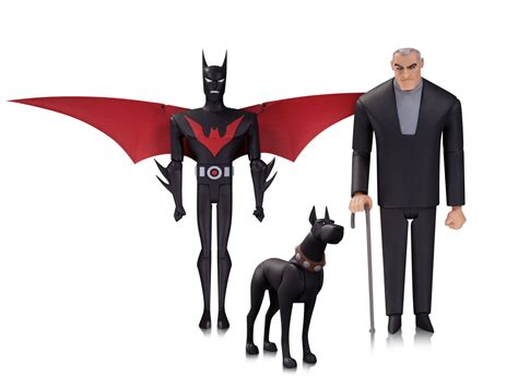 toys of batman new dc collectibles batman animated figures revealed the