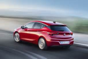 Opel Vauxhall Astra 2016 Opel Astra K 5 Door Hatchback Gm Authority