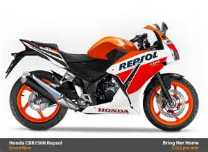 Honda Repsol Honda Cbr150r Repsol 2015 New Bike For Sales