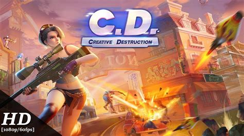 creative destruction   fortnite clone  android