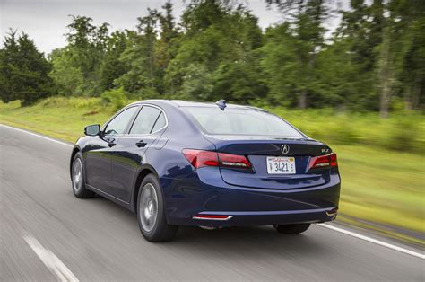 first acura 2015 acura tlx first drive motor trend