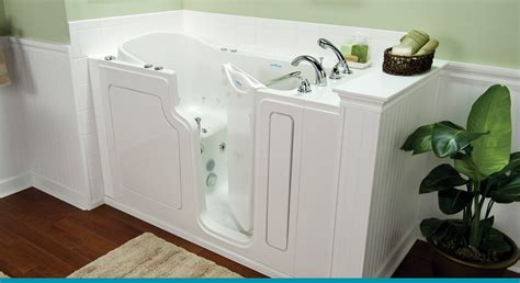 safe step walk in bathtubs canadian safe step walk in tub co delivers life changing