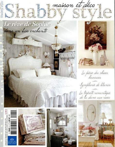 zeitschrift deko le grenier d shabby chic et romantique decor