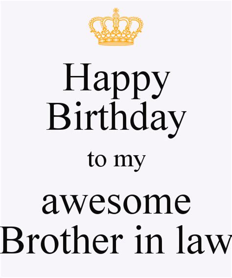 Brother In Law Meme - happy birthday brother in law