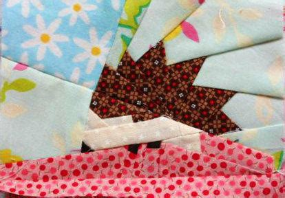 pattern paper los angeles lil hedgehog paper piecing pattern quilt from