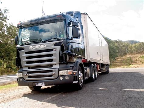 Lu Emergency Atn scania r500 truck review