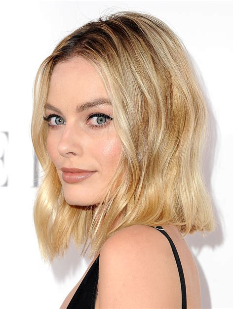 margot robbie haircut short bob hairstyle pictures hairstyles