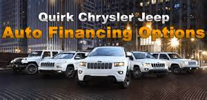 Chrysler Affiliate Rewards Company Code Auto Financing Braintree And Boston Quirk Chrysler Jeep