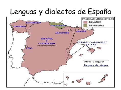 lenguas y dialectos de desarrollo de la lengua espa 241 ola