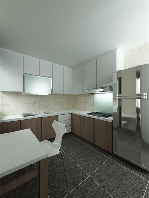 i Reno   Kitchen Cabinet Package Singapore