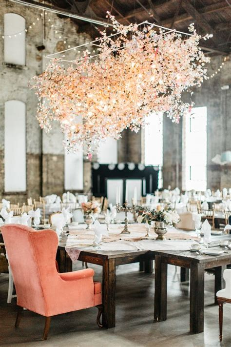 Wedding Ceiling Decorations by 25 Best Ideas About Chandelier Centerpiece On