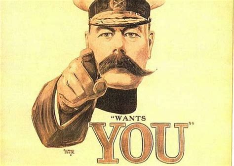 Who Is Lord Kitchener by Lord Kitchener Australia