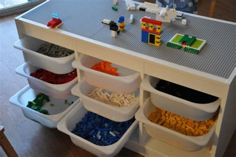 Lego Table For by Rangement Lego Le Guide Ultime 50 Id 233 Es Et Astuces