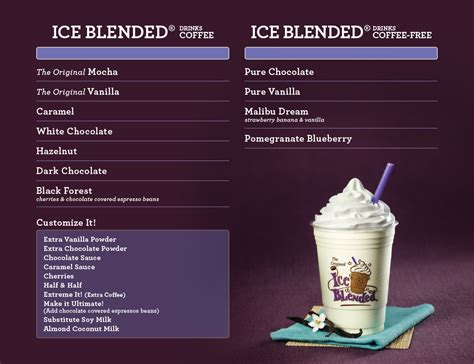 Coffee Bean Blended coffee bean and tea leaf nutritional value nutrition ftempo