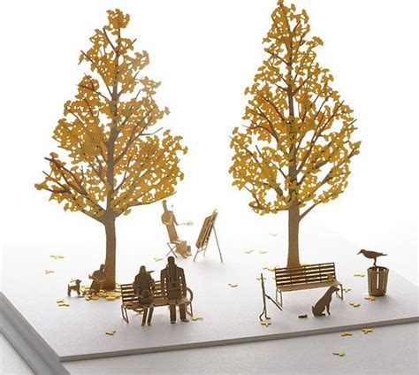 How To Make Tree Model From Paper - 17 best images about paper cuttings on cherry