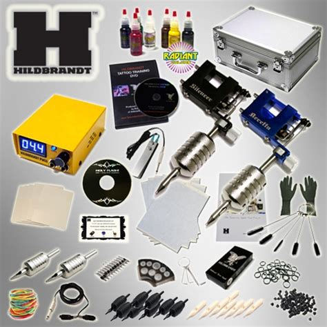tattoo kits for sale ebay hildbrandt rotary 2 machine kit gun machines guns