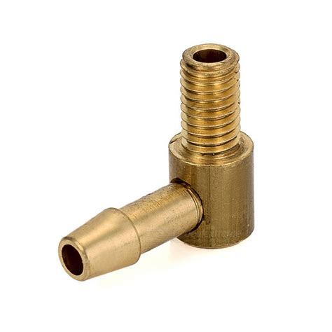 Brass L Brass L Type Nozzle For R C Model Airplane Model Ship