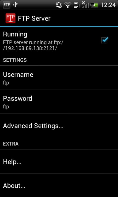 ftp server apk swiftp ftp server apk chip