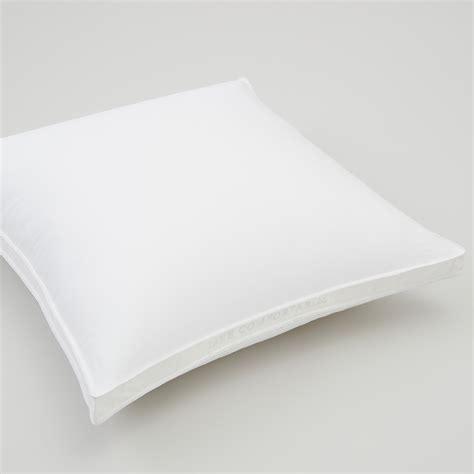 hollander live comfortably pillows live comfortably medium memorelle pillow super euro