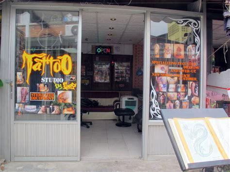 tattoo parlor chiang mai tattoo studio by gap chiang mai