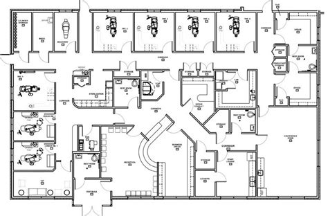 dental surgery floor plans east kentucky omfs dental office design